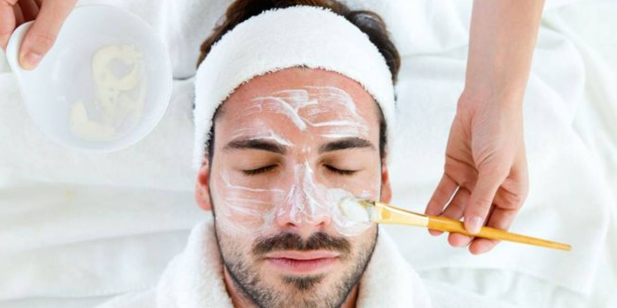 Hombres buscan su juventud con faciales y tratamientos corporales