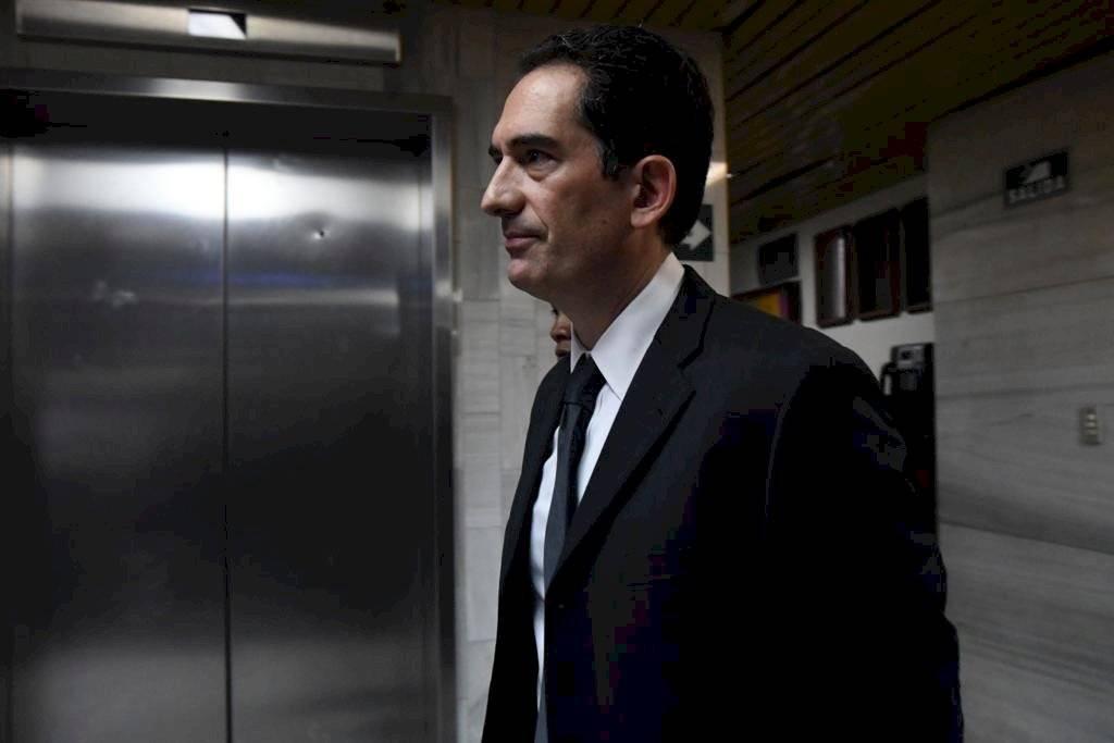 Víctor Asturias, exministro de Economía. Foto: Omar Solís