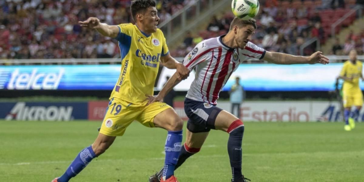 Entusiasma a jugadores de Chivas enfrentar a rivales europeos