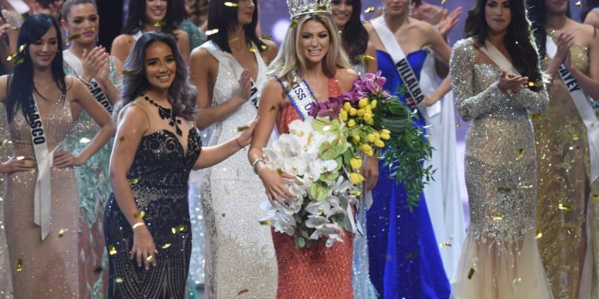 Miss Toa Baja se corona como la nueva Miss Universe Puerto Rico