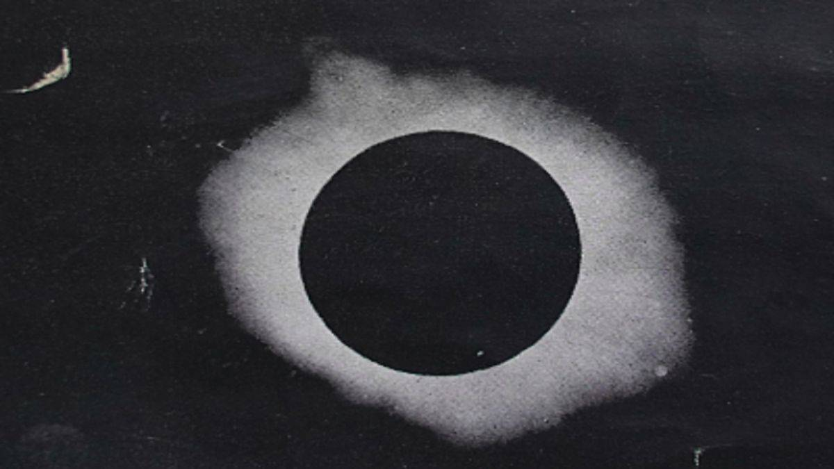 Eclipse 1958