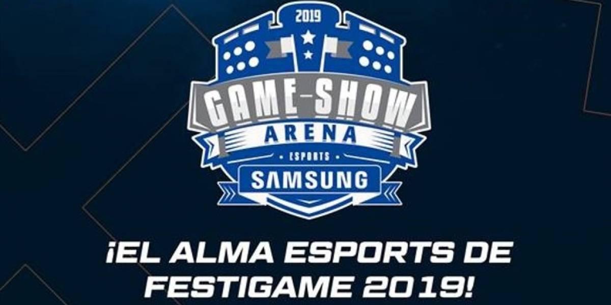 Game Show Arena Samsung está de vuelta en FestiGame Fanta 2019