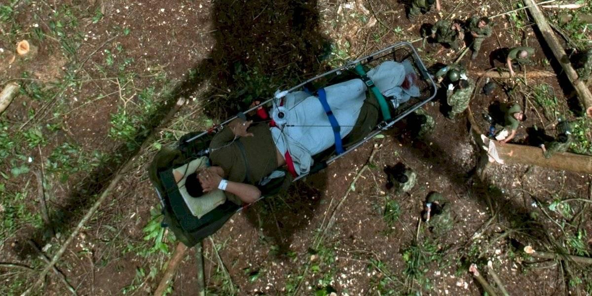 Un soldado muerto y otro herido al caer en campo minado en Putumayo