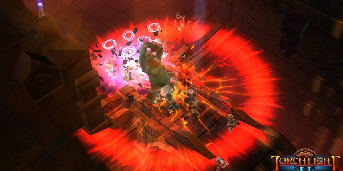 Torchlight II chega para PS4 em 3 de setembro com pet exclusivo