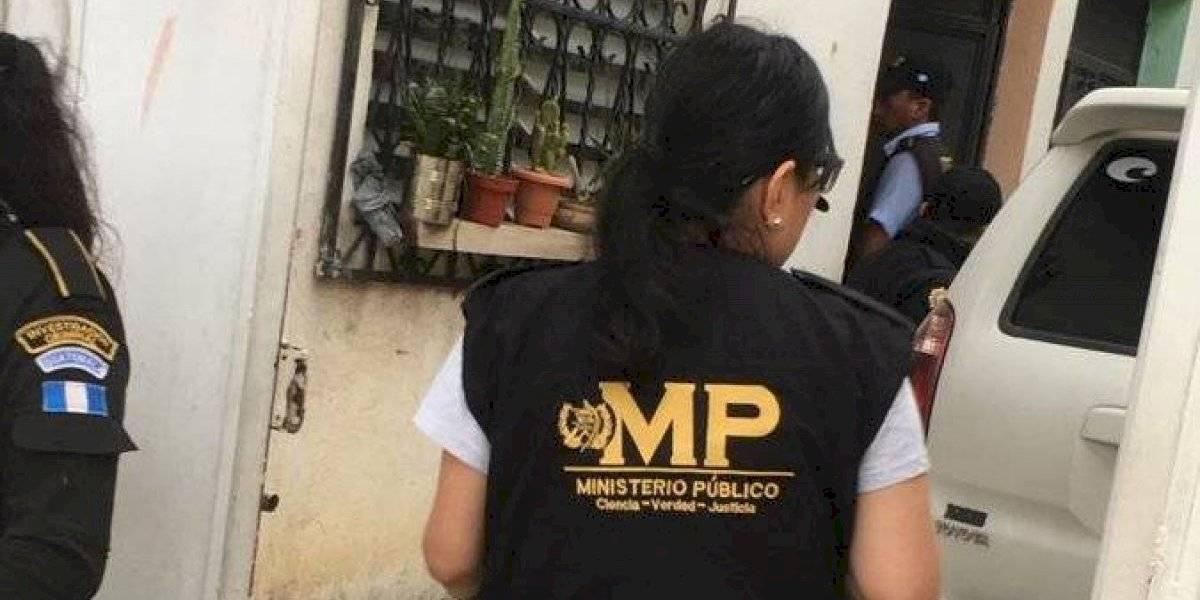 MP y CICIG realizan operativo en seguimiento al caso Construcción y Corrupción