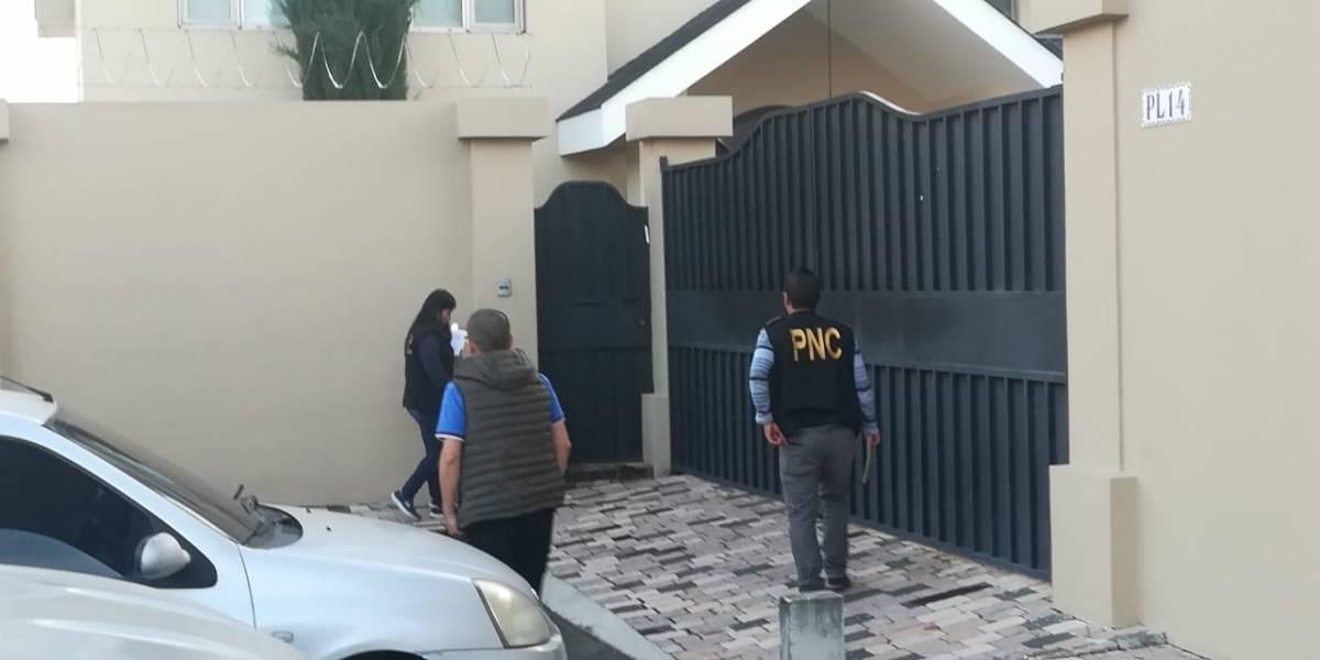Detienen a implicados en delitos electorales durante operativo del MP y CICIG