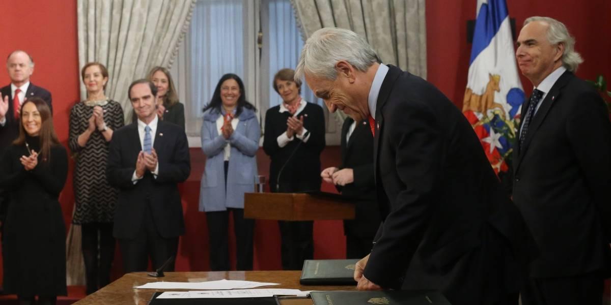 Cambio de gabinete: Reciclaje y enroques marcaron la segunda modificación del equipo de Piñera
