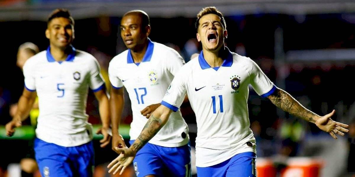 Brasil necesitó el VAR para abrir el cerrojo de Bolivia y se llevó un tranquilo triunfo en el debut de Copa América