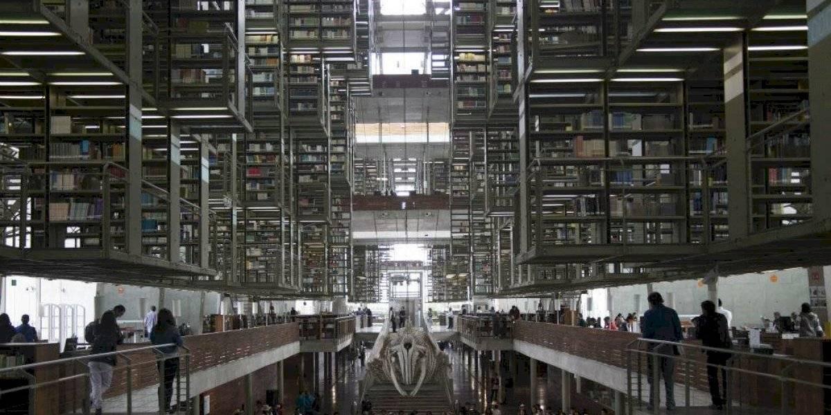 """Biblioteca Vasconcelos y México cierran """"por causas ajenas"""""""