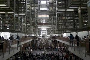 Biblioteca Vasconcelos y México cierran