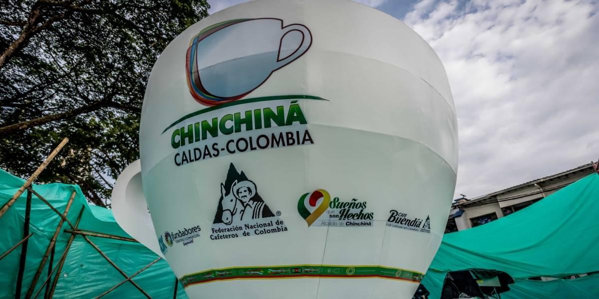 Chinchiná está listo para romper dos Guinness Records relacionados con el café