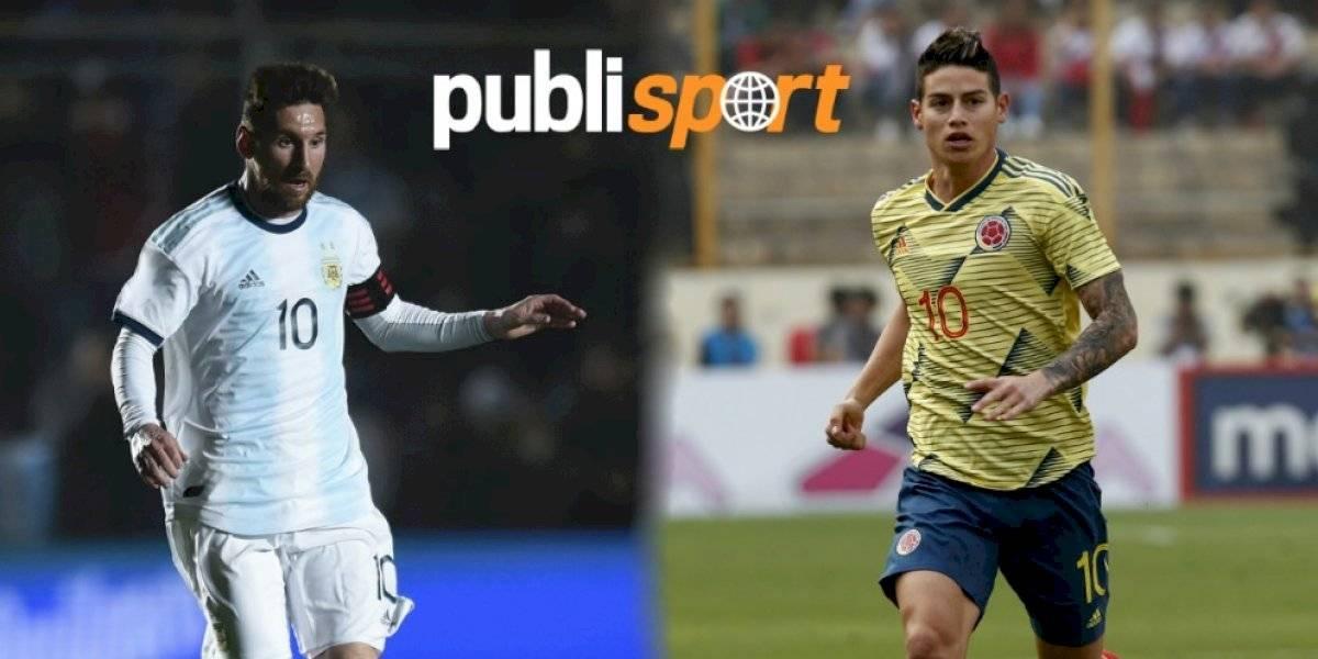 Argentina vs Colombia ¿Dónde y a qué hora ver el partido de Copa América?