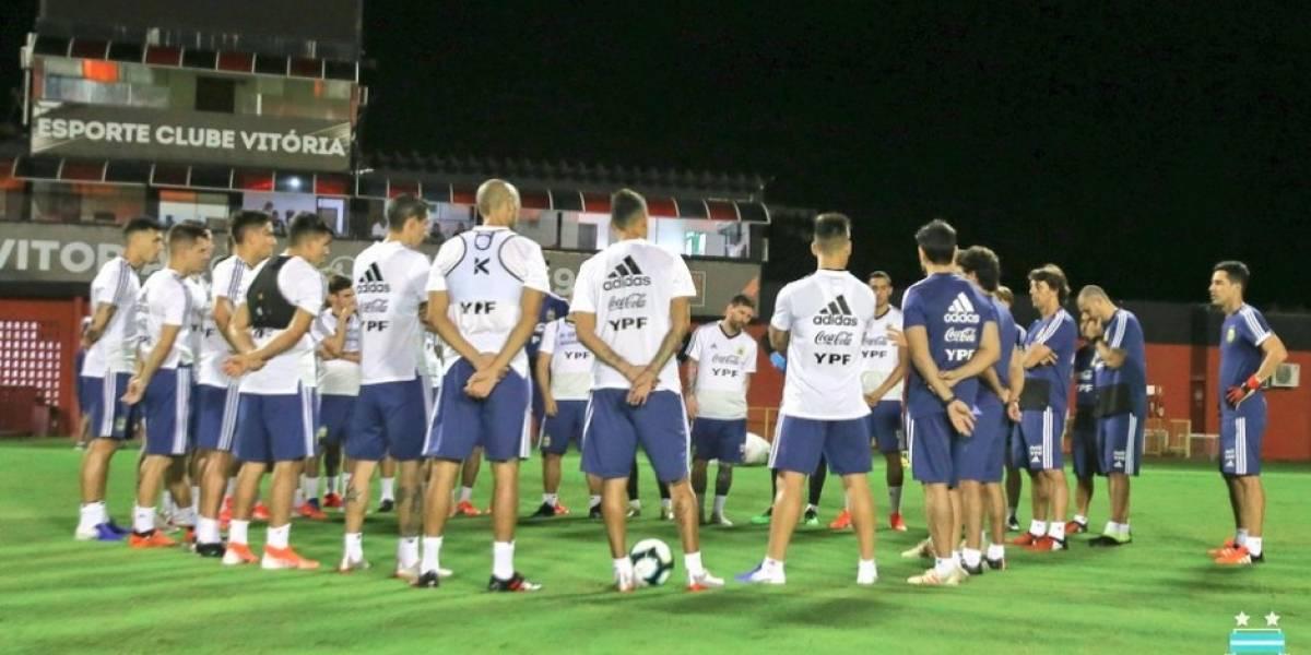 Confimado: el mendocino Andrada fue descartado para la Copa América por lesión