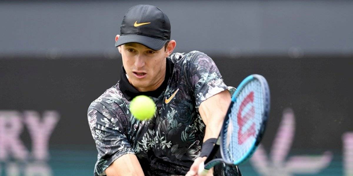 Cristian Garin enfrentará a Marin Cilic en el ATP 500 de Londres