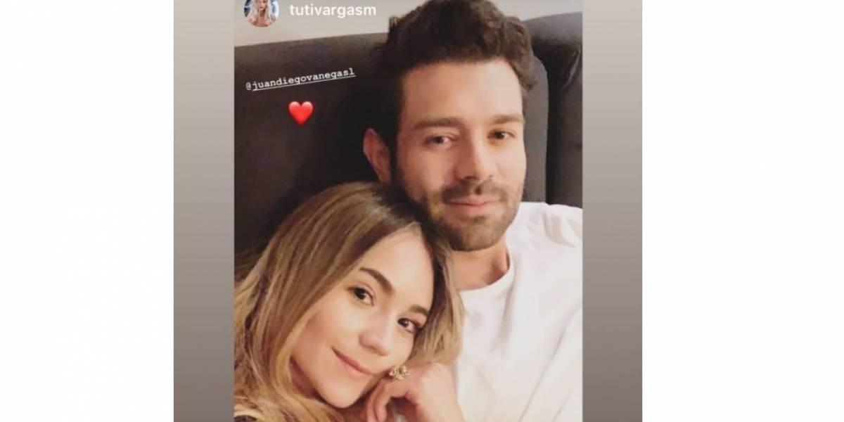 Así es el romántico viaje de Tuti Vargas con su novio en Nueva York