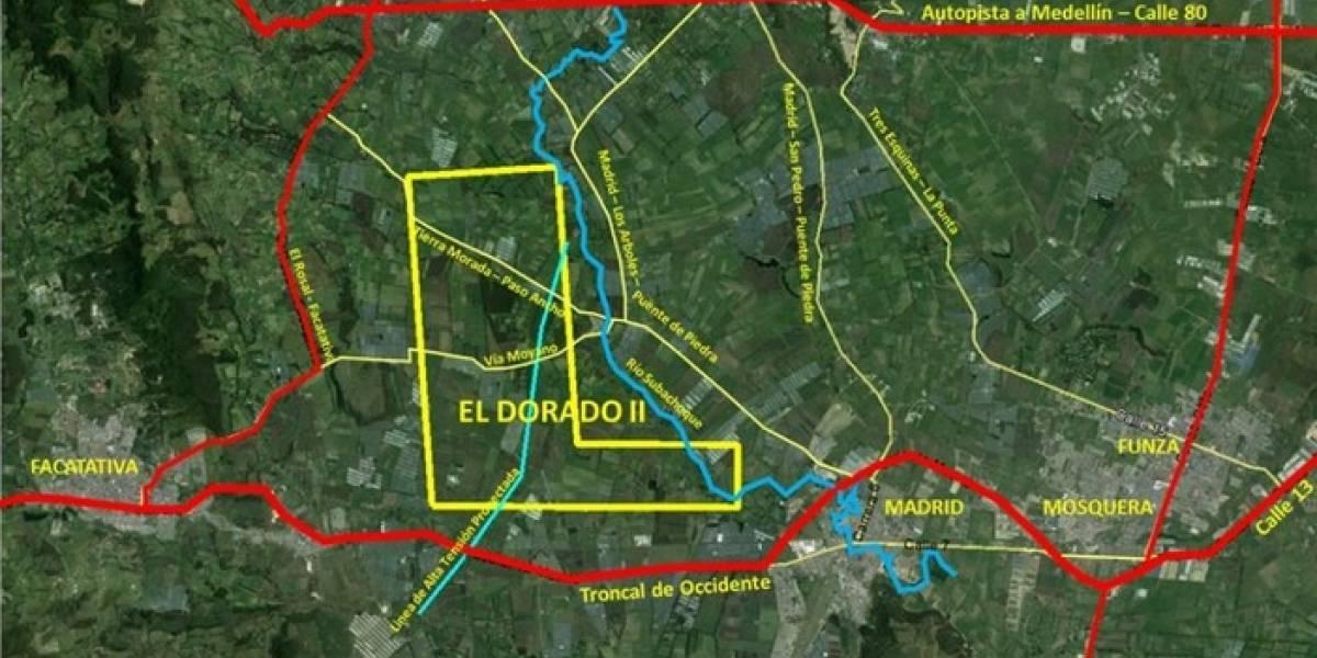 Anla frena la construcción de Aeropuerto El Dorado II en la Sabana de Bogotá