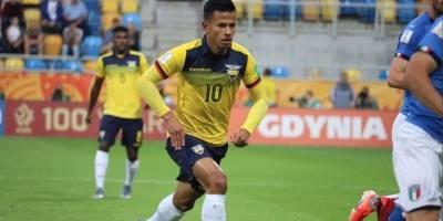 Ecuador vs Italia Sub 20