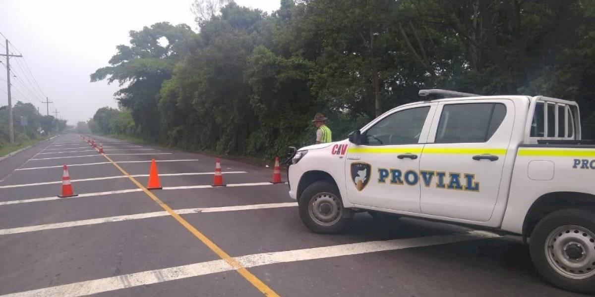 """Finalizan cierres en Ruta Nacional 14 por instalación de puente """"Chile triste"""""""