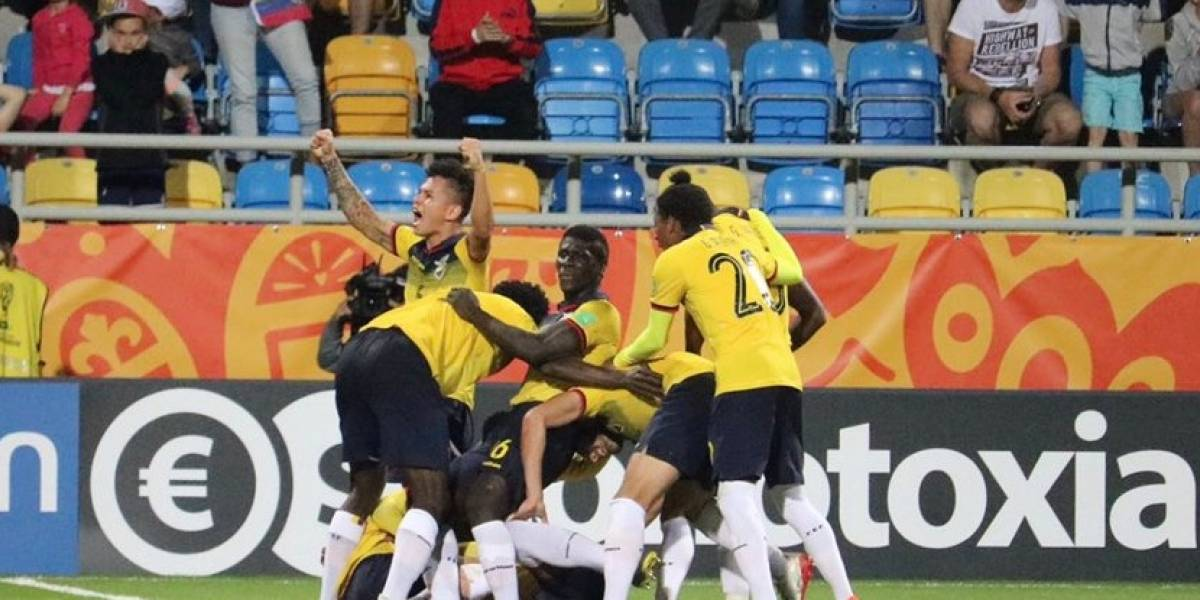 Ecuador vs Italia Sub 20: La Mini-Tri se lleva la medalla de bronce en el Mundial de Polonia