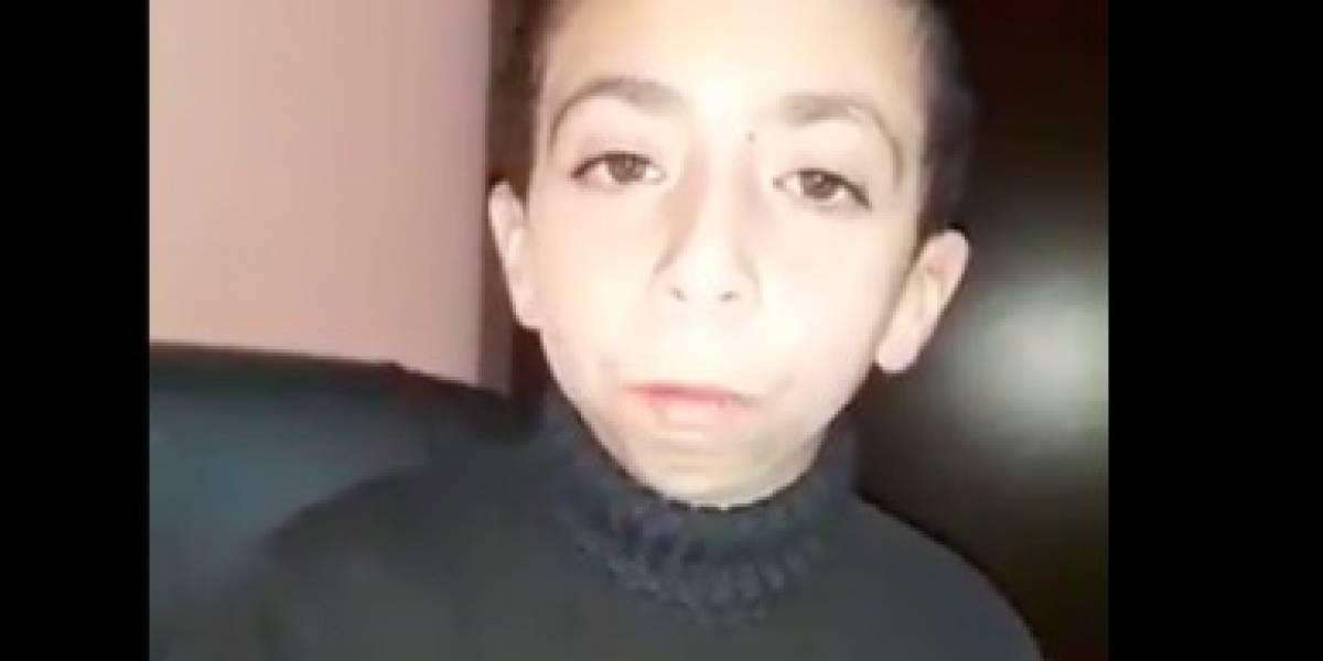 Un niño perdió su celular con todas las fotos de su mamá fallecida; ofrece recompensa para encontrarlo