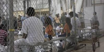 centro de detención de migrantes
