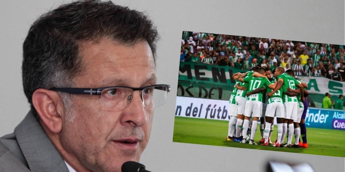 Juan Carlos Osorio sigue pensando en la Selección Azteca