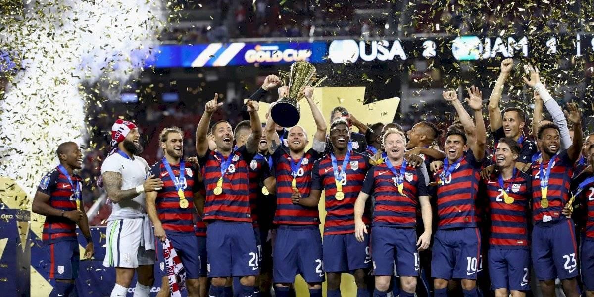 ¿Quién ganará la Copa de Oro?