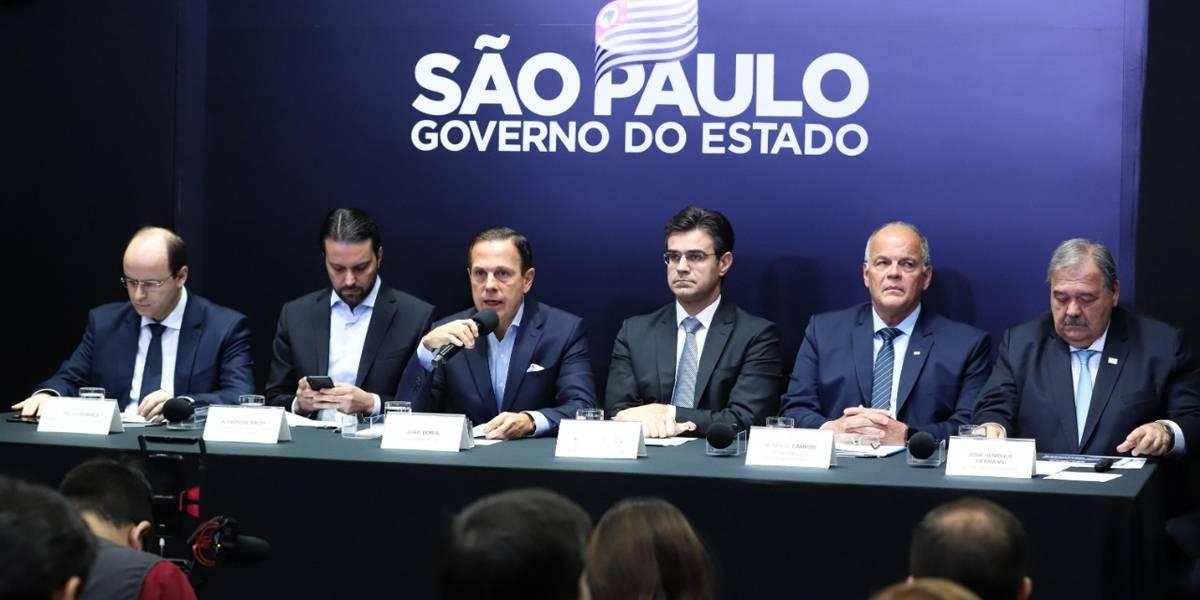 Doria anuncia 3ª fase do Corujão da Saúde em SP