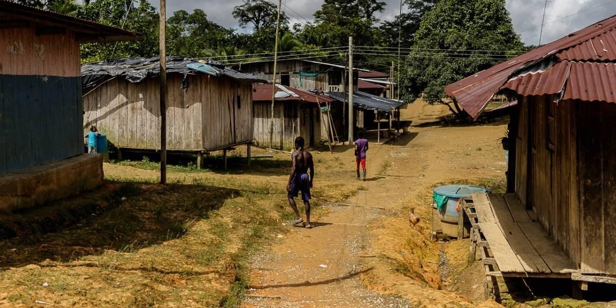 Comunidad indígena alerta de destierro de 148 familias en el Chocó