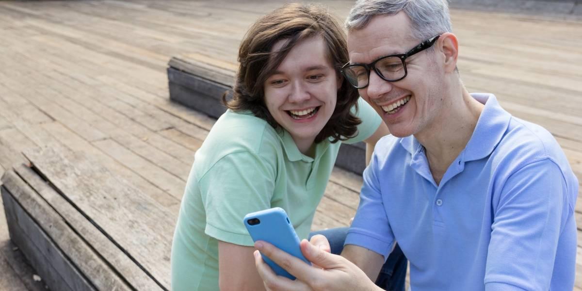 Apps de acuerdo a la personalidad de papá