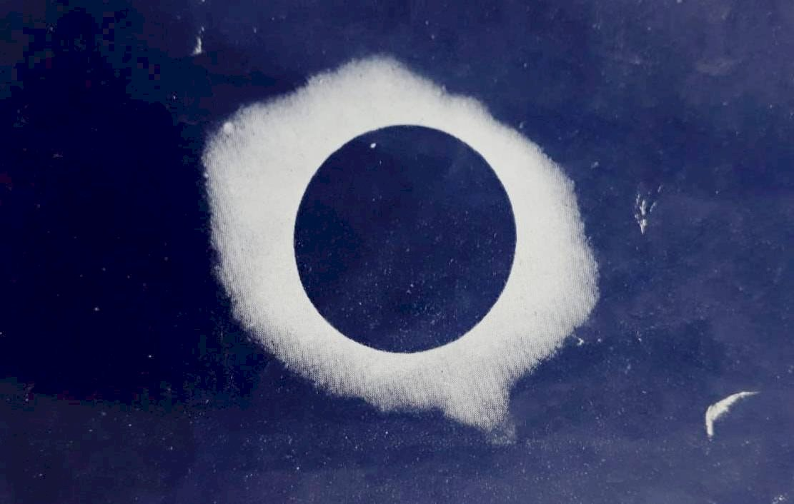 eclipse de 1958
