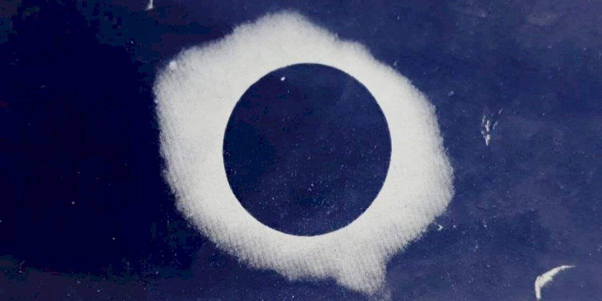 Video histórico: hallan el único registro del eclipse solar total que oscureció la zona central de Chile en 1958