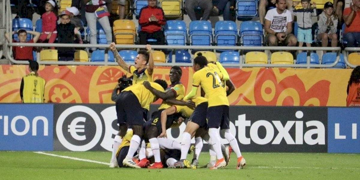 Ecuador hace historia tras vencer a Italia y logra un valioso tercer lugar en el Mundial Sub 20