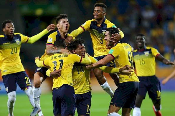 Ecuador Sub 20 Getty Images
