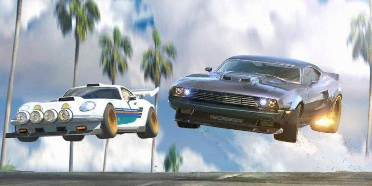 Fast and Furious Se revela primer tráiler de la serie animada en Netflix