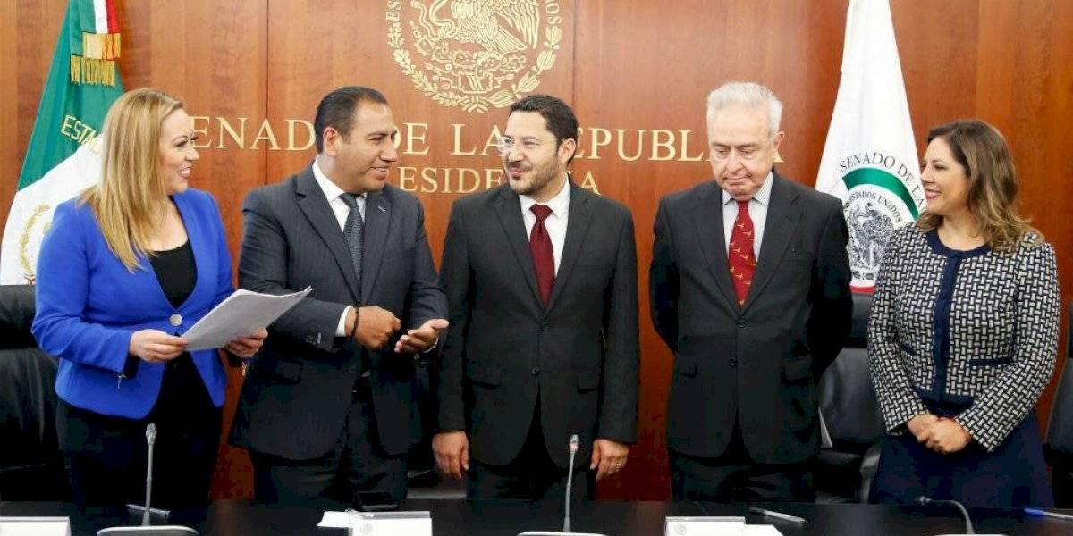 Comisiones del Senado aprueban dictamen sobre T-MEC