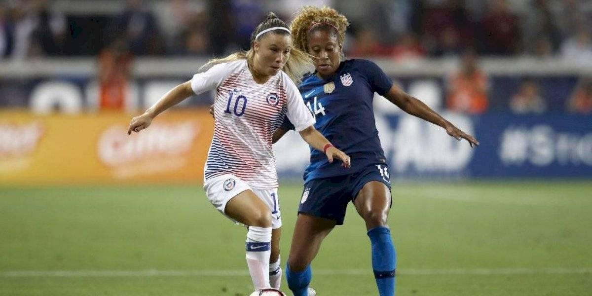 """En la Roja femenina no le tienen miedo a Estados Unidos en el Mundial: """"No nos asusta el 13-0"""""""