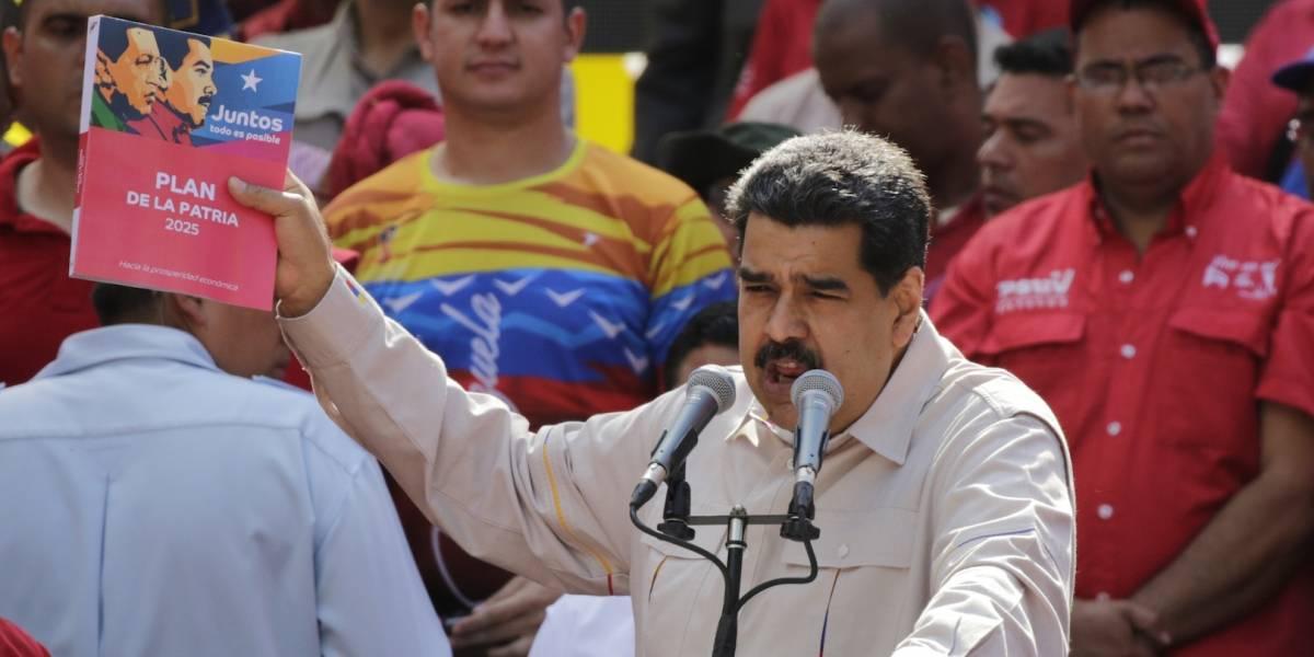 Maduro ahora le declara la guerra a Netflix por serie sobre Bolívar