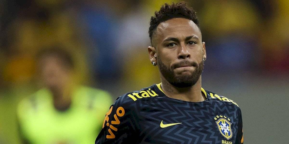 Neymar rompe el silencio tras ser acusado de violación
