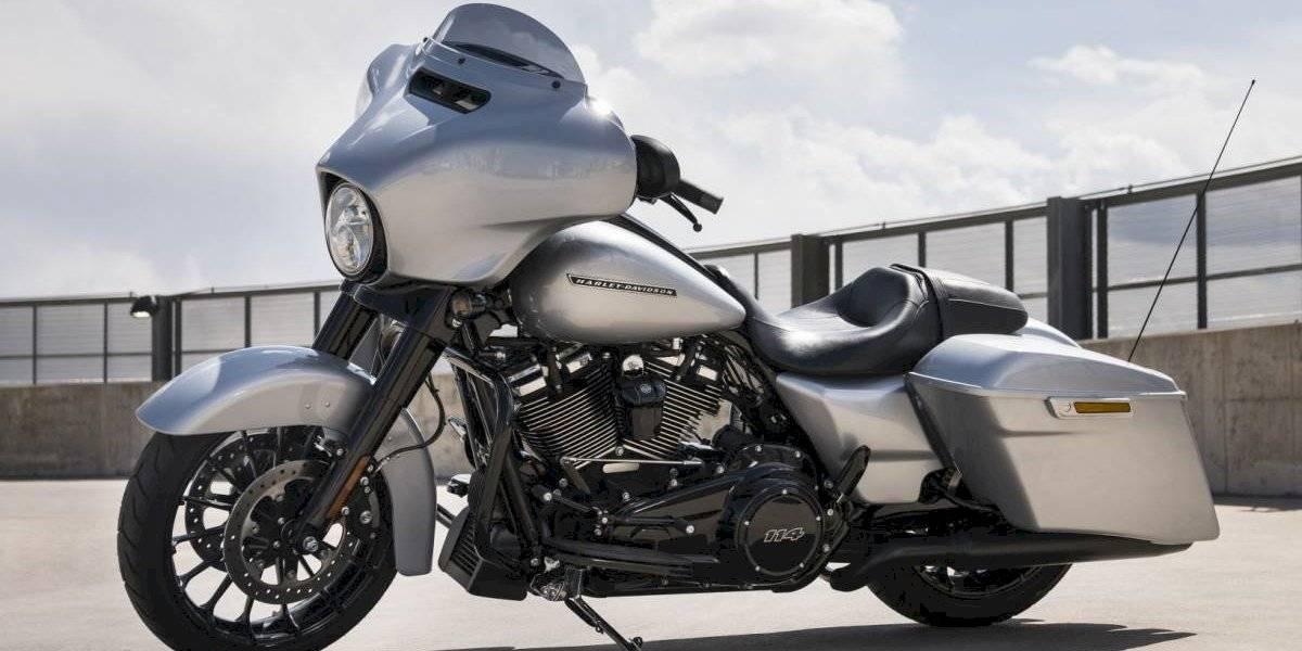 La familia Touring de Harley-Davidson crece con su nueva Street Glide Special