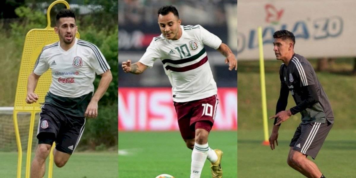 Los seis jugadores a seguir del Tri en la Copa Oro