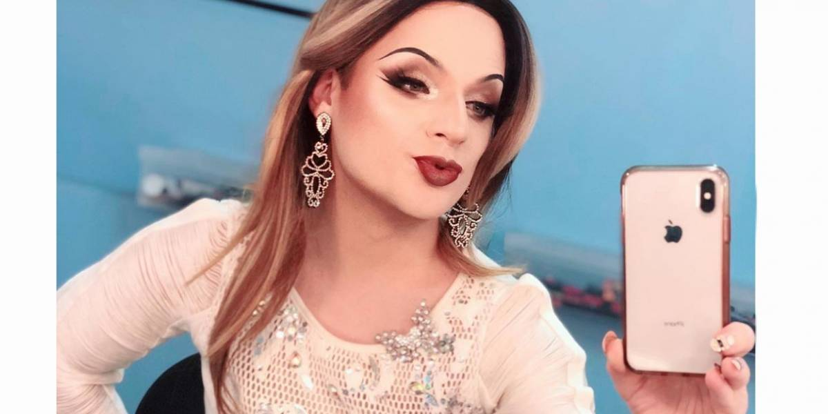 Lorelay Fox será apresentadora da Parada LGBT 2019 no YouTube