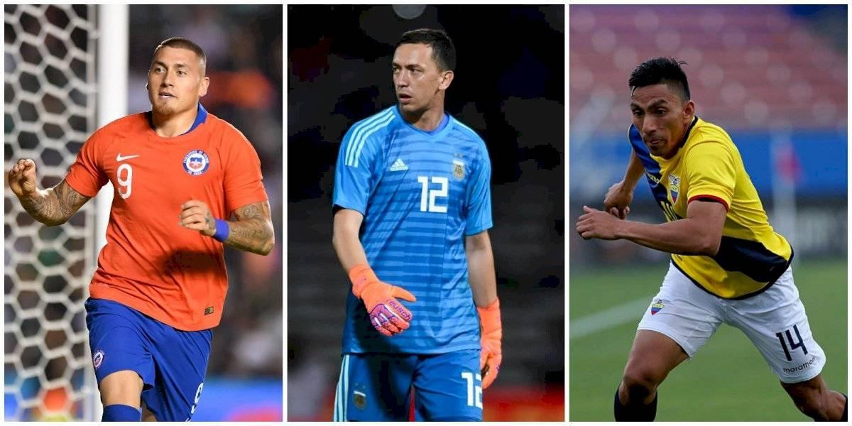Liga MX, la que más jugadores aporta a la Copa América 2019