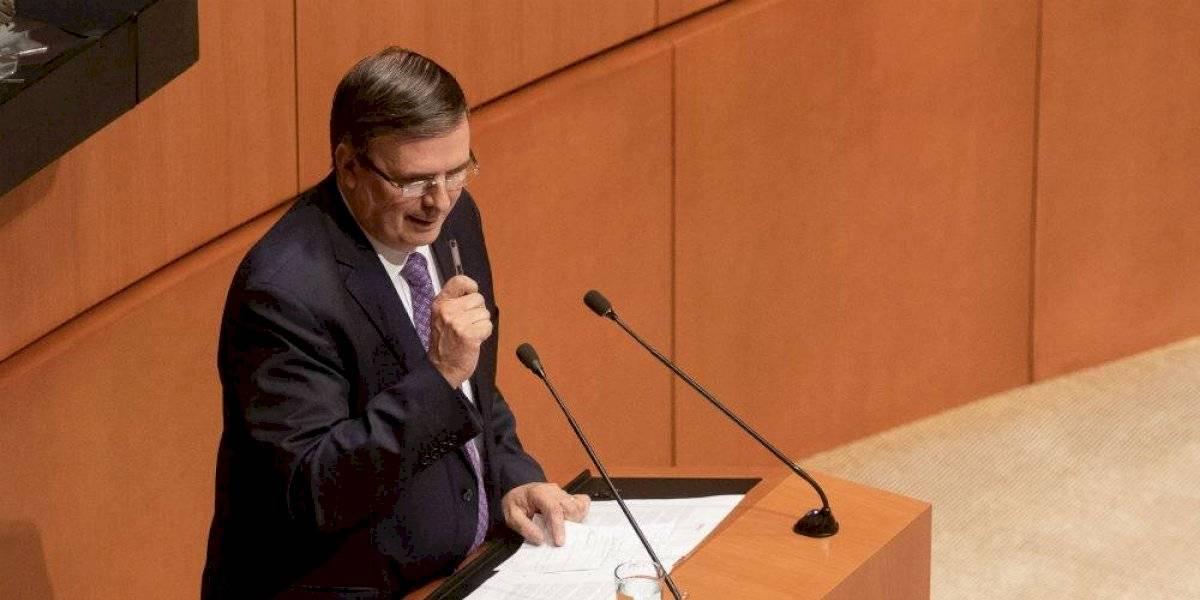 Acuerdo con EU consiste en acelerar medidas que se discutieron: Ebrard