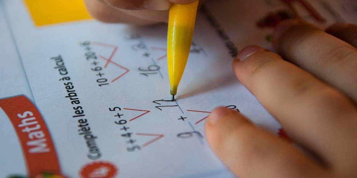¿Amar las matemáticas? Curioso programa ayuda a que los niños se motiven por esta materia