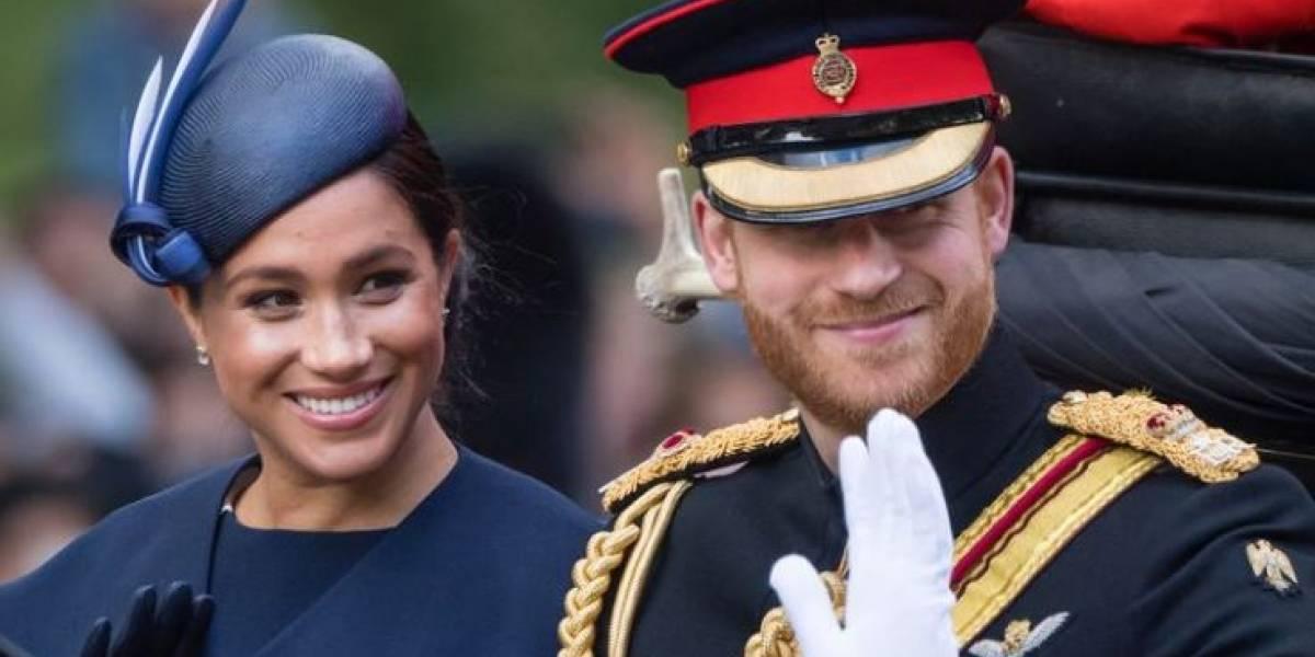 Meghan y Harry finalmente escogieron una niñera para Archie