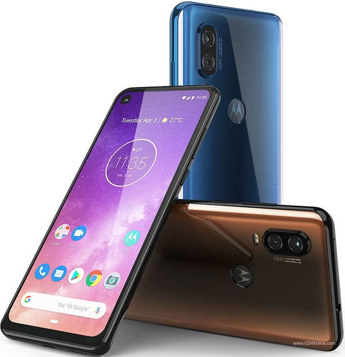 Motorola One Vision, el celular mitad Samsung, ya llegó a Colombia