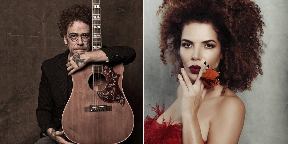 MPB domina São Paulo com shows de Nando Reis e Vanessa da Mata