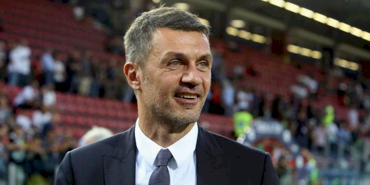 Milan anuncia a Maldini como director técnico