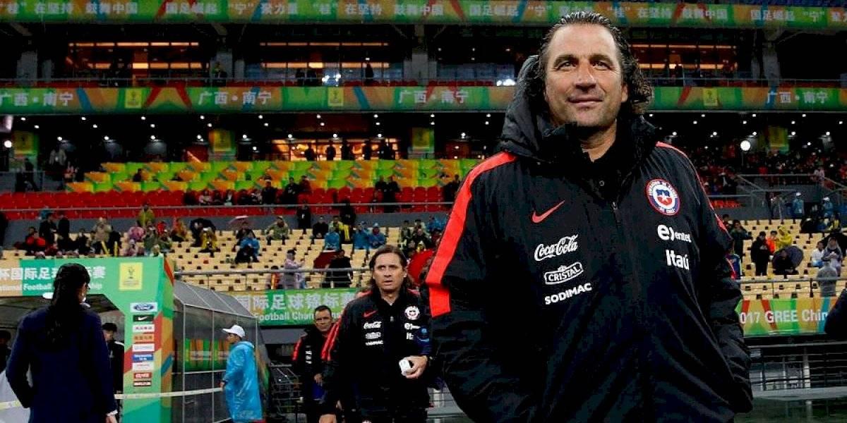 """Pizzi no duda: """"Por el hecho de haber ganado las últimas dos Copa América, Chile es un equipo a respetar"""""""